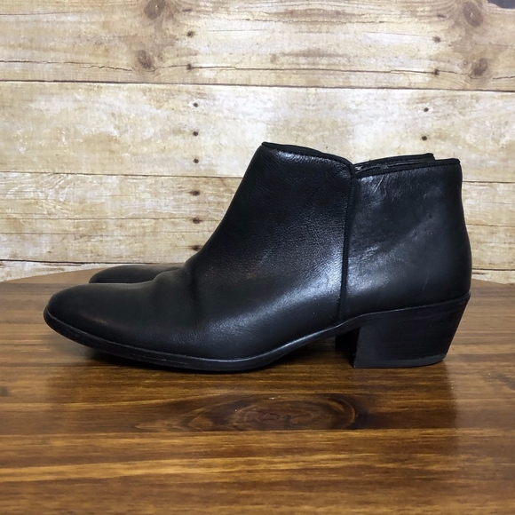 Sam Edelman Shoes - SAM EDELMAN ANKLE BOOTIES BLACK 8M